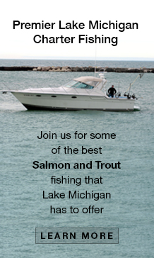 Coastal Wisconsin Outfitters Lake Michigan Charter Fishing